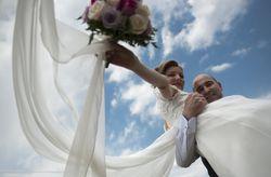 Vestiti da sposa per le pi� basse