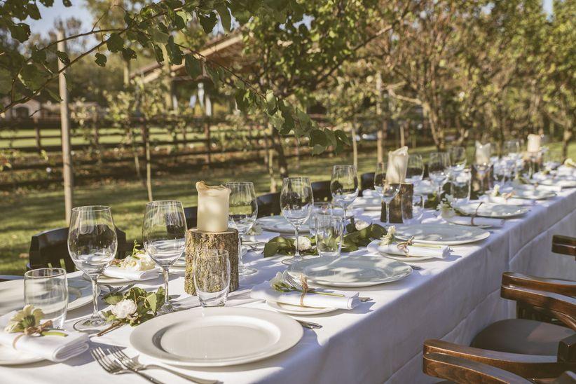 Come organizzare i tavoli di matrimonio nel modo migliore for Decorazioni tavoli matrimonio