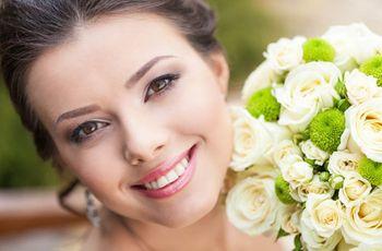 Trucco sposa per occhi marroni: il make up perfetto per voi!