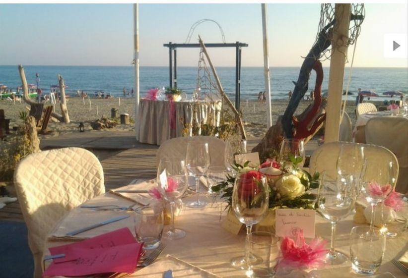 Decorazioni Matrimonio Spiaggia : Decorazioni per matrimoni in spiaggia