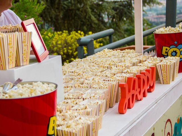 8 modi per includere un Pop Corn Bar al vostro matrimonio