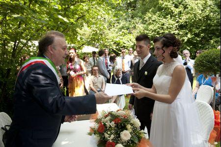 I documenti per il matrimonio civile