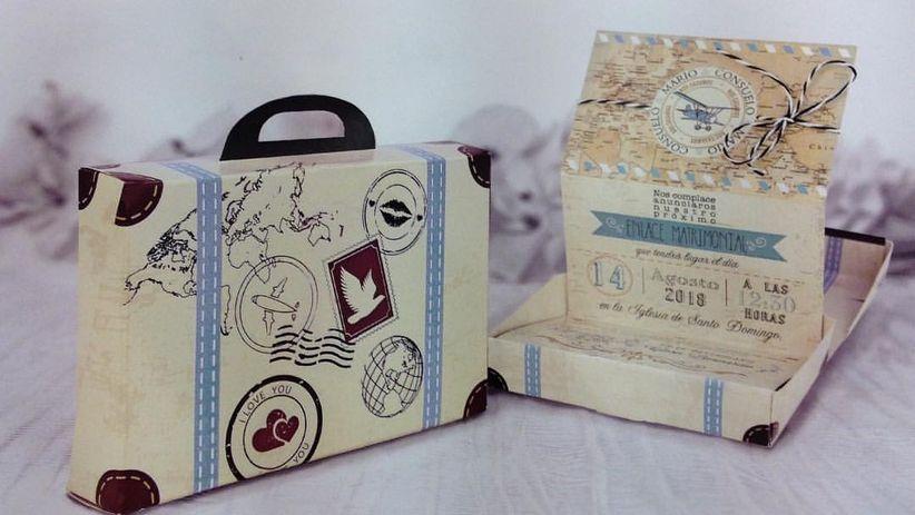 Matrimonio Tema Puzzle : Decorate il vostro matrimonio con le valigie