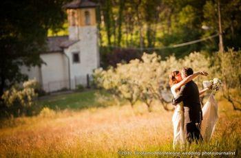 Servizio fotografico prima delle nozze