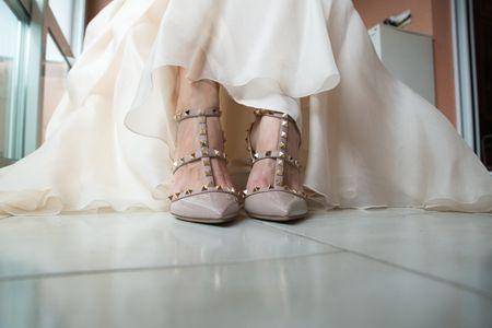 Scarpe da sposa lace-up: 43 modelli sexy e di tendenza
