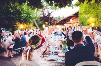 Il brindisi di nozze tra idee utili e consigli di galateo