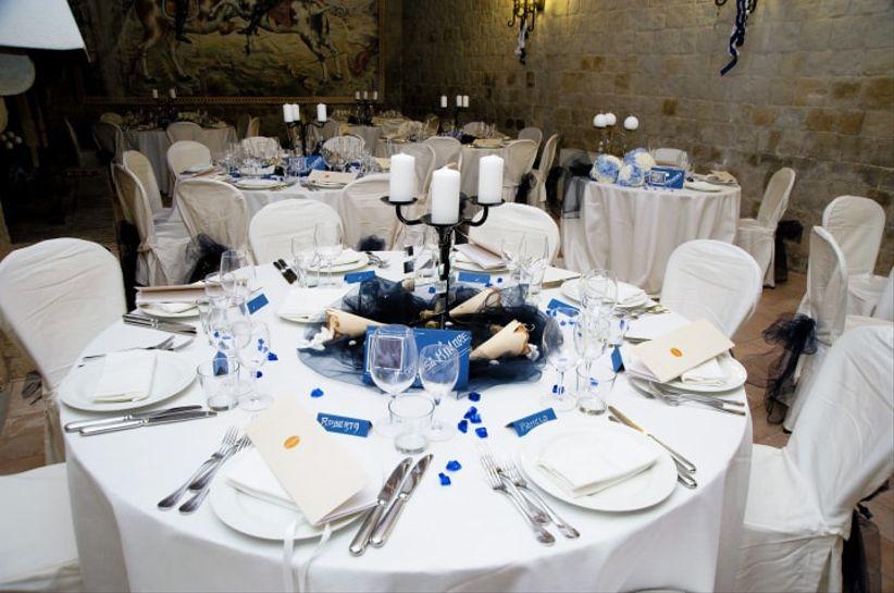 Idee per addobbi tavoli matrimonio terredelgentile