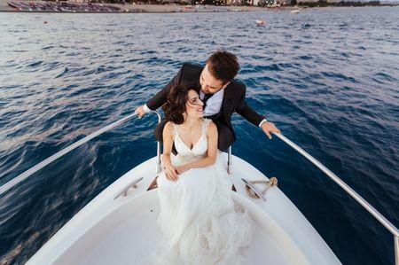 7 cose da sapere per organizzare un ricevimento di nozze in barca