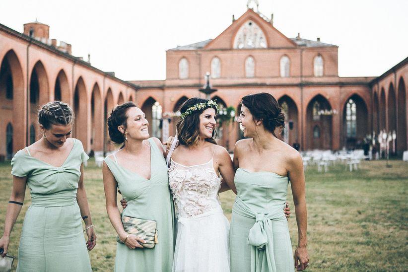 9f419e58fb9e Elisabetta Riccio Wedding. Siete le spose ed è normale che vi sentiate tese  durante i preparativi del vostro ...