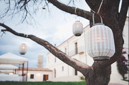 Come decorare le proprie nozze con le lanterne cinesi in 5 modi diversi