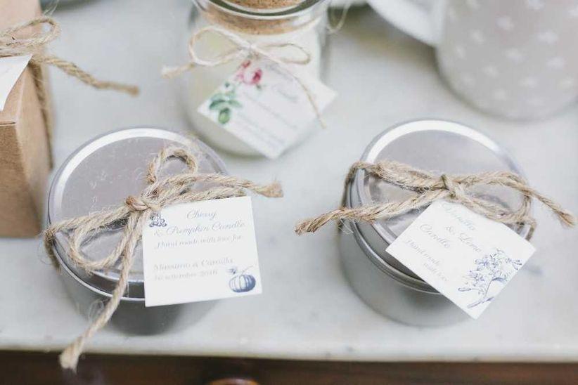 Bomboniere Matrimonio Stile Rustico : Bomboniere matrimonio originali: ecco le 30 idee che non passeranno