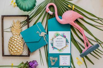 Addobbi floreali in stile tropical: idee creative per il vostro matrimonio