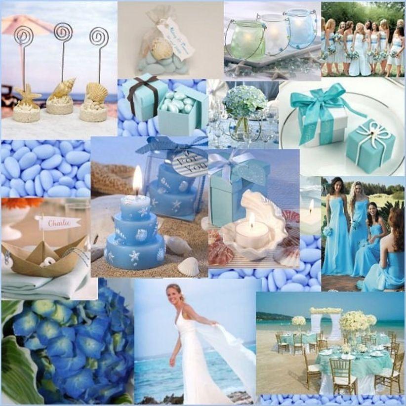 Matrimonio Tema Azzurro : Vantaggi nozze d estate