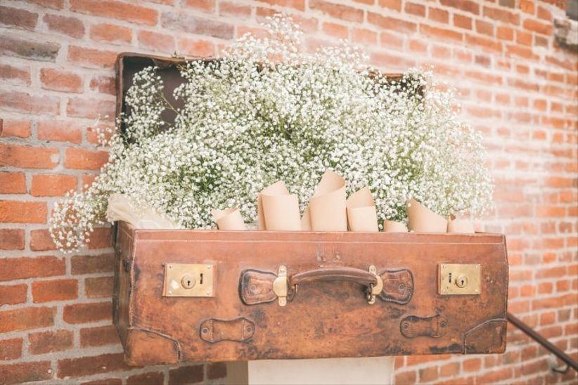 Decorazioni per matrimonio 45 idee originali per le for Idee originali per testimoni di nozze