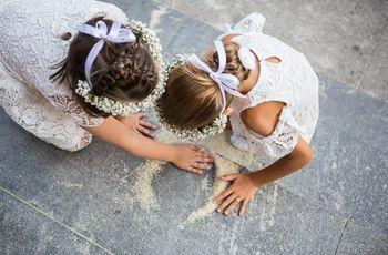 Che ruolo hanno i paggetti e le damigelle durante le nozze?