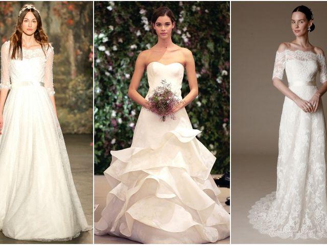 Bridal Week di New York, abiti da sposa primavera- estate 2016