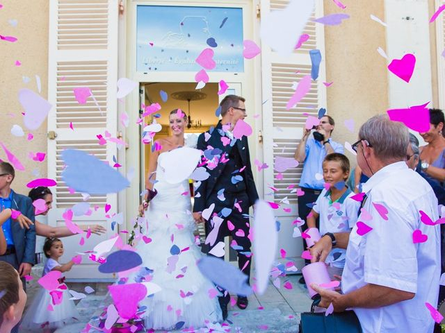 Il matrimonio di Tiphaine e Florent