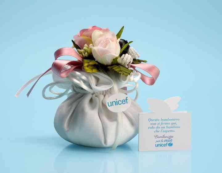 Bomboniere Matrimonio Solidali Unicef.Bomboniere Unicef Una Scelta Per La Vita
