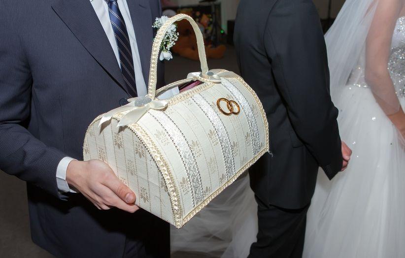 Come consegnare il denaro agli sposi in maniera originale