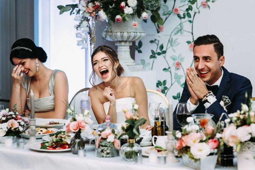 Matrimonio Simbolico Cosa Dire : Cosa dire o non se gli sposi vi chiedono un discorso