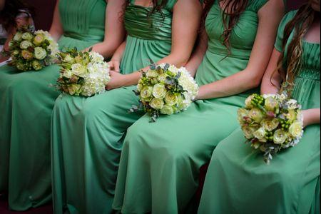 Nozze in verde