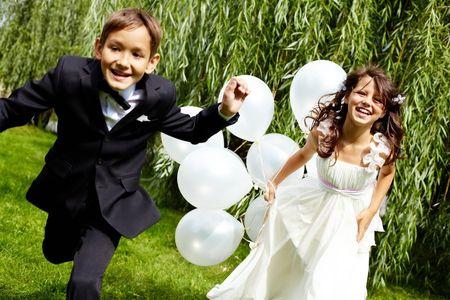Intrattenimento per bambini al matrimonio