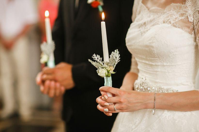 Matrimonio Simbolico Rito Della Luce : Il rito delle candele come si celebra e alcune curiosità