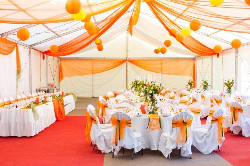 Decorazioni Matrimonio Arancione : Ad ogni colore il suo significato: cosa simboleggerà quello del