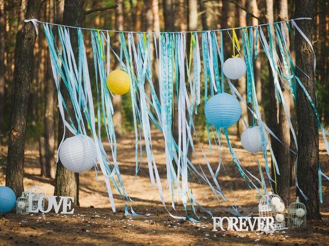5 idee di nozze fai da te che parlino di voi
