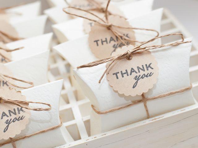 Favoloso Bomboniere e regali di nozze | Idee Nozze LL13