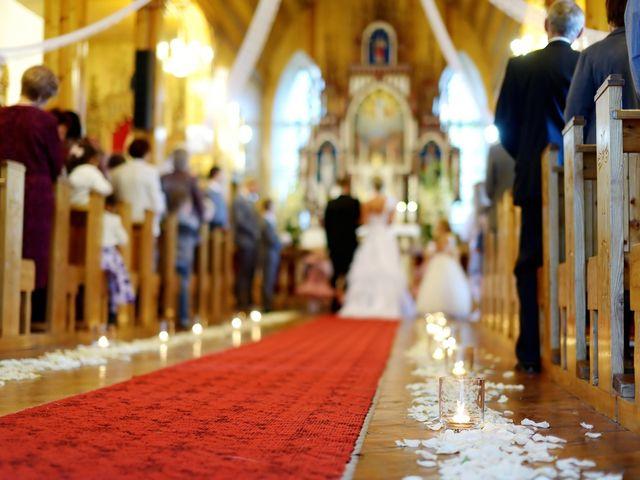 Sposarsi in chiesa senza essere battezzati