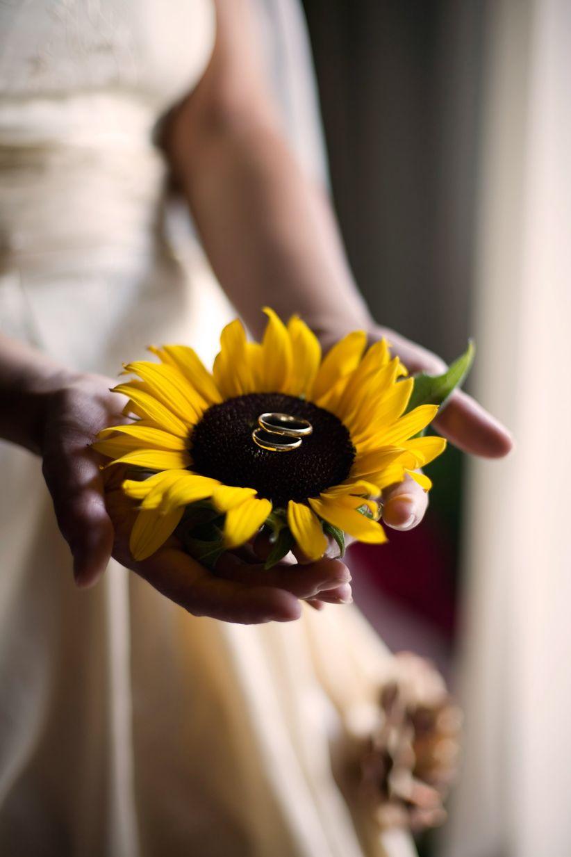 Matrimonio Stile Girasoli : Matrimonio con girasoli