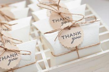 Bomboniere e regali online: istruzioni per l'uso