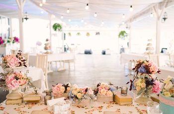 Consigli d'etiquette fondamentali per il tavolo dei regali di nozze