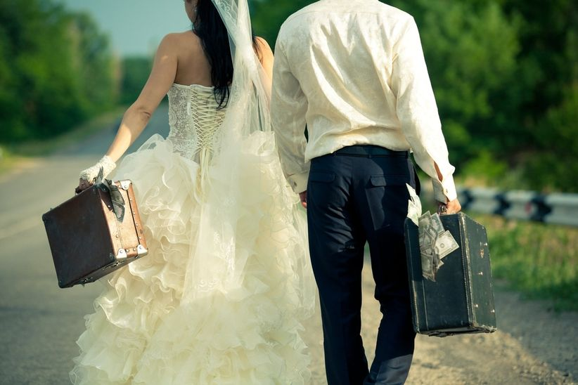 E se fossi tu l'invitata? - Lista nozze o busta? 1