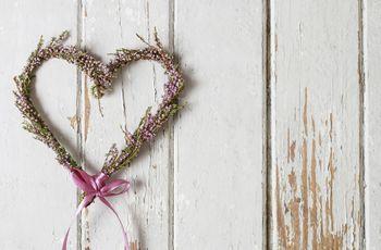 Come scegliere le giuste decorazioni di matrimonio fai da te per le vostre nozze