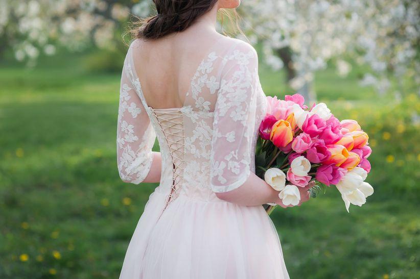 4b5e2e05cec8 ... e mettere in evidenza quelli forti è il miglior modo per valorizzare la  propria figura ed essere armoniose quando indosserete il vostro abito da  sposa.