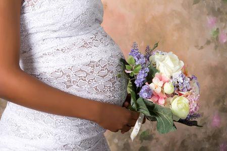 Spose in dolce attesa: come sfoggiare il vostro pancione il giorno delle nozze
