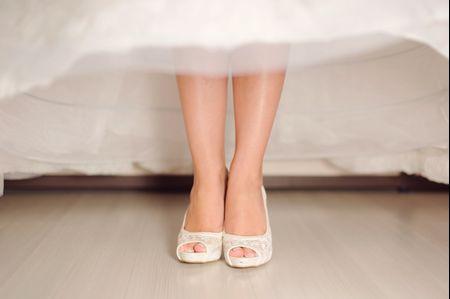 6 errori da evitare nella scelta delle scarpe sposa