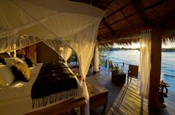 Glamping: fate della vostra luna di miele in Africa qualcosa di memorabile