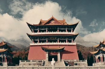 Luna di miele in Cina: scoprite le mete imperdibili!