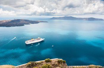Regalatevi una crociera nel Mediterraneo per il vostro viaggio di nozze