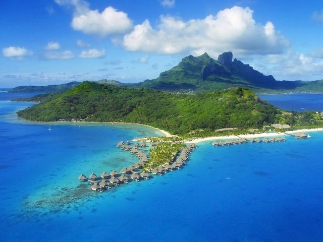 La perla del Pacifico: luna di miele a Bora Bora