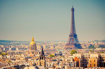 L'amore, la tour Eiffel e voi: viaggio di nozze a Parigi nel 2018