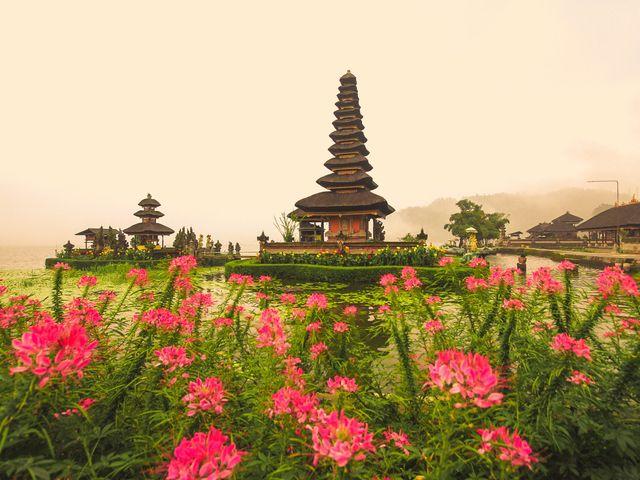 Viaggio di nozze in Indonesia