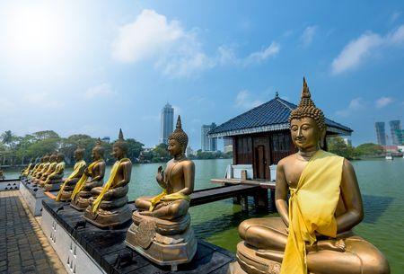 Luna di miele in Sri Lanka, tra grattacieli e templi buddisti