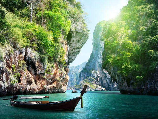 Luna di miele in Thailandia: Sì lo voglio!