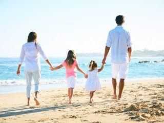 Viaggio di nozze con bambini: 7 Paesi dove andare