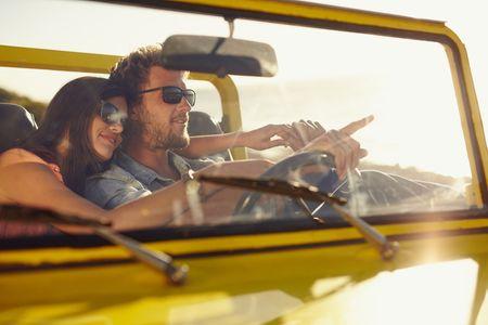Sposi avventurieri? Il coast-to-coast negli USA è la parola d'ordine per la vostra luna di miele!
