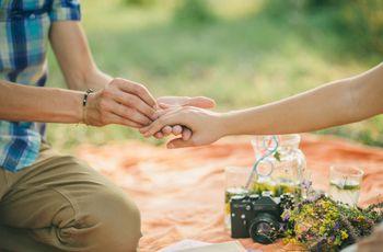 Che fare se l'anello di fidanzamento non vi piace?